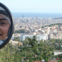 BARCELONA-scooter-tour
