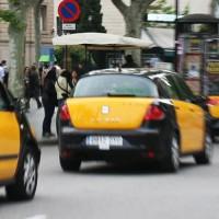 taxi-vervoer
